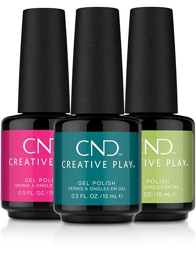 Sơn Màu Creative Play™ Gel Polish Color Coat